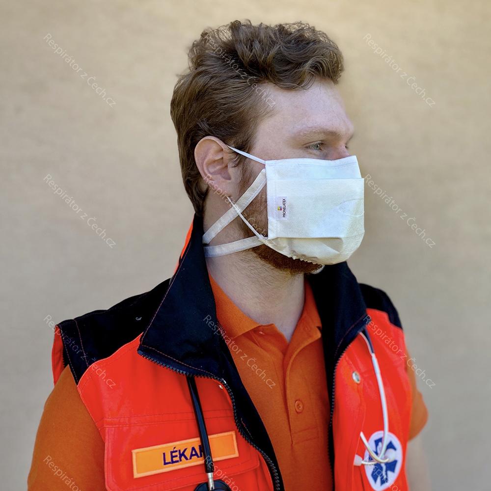Respirační maska NTF - Zdravotník